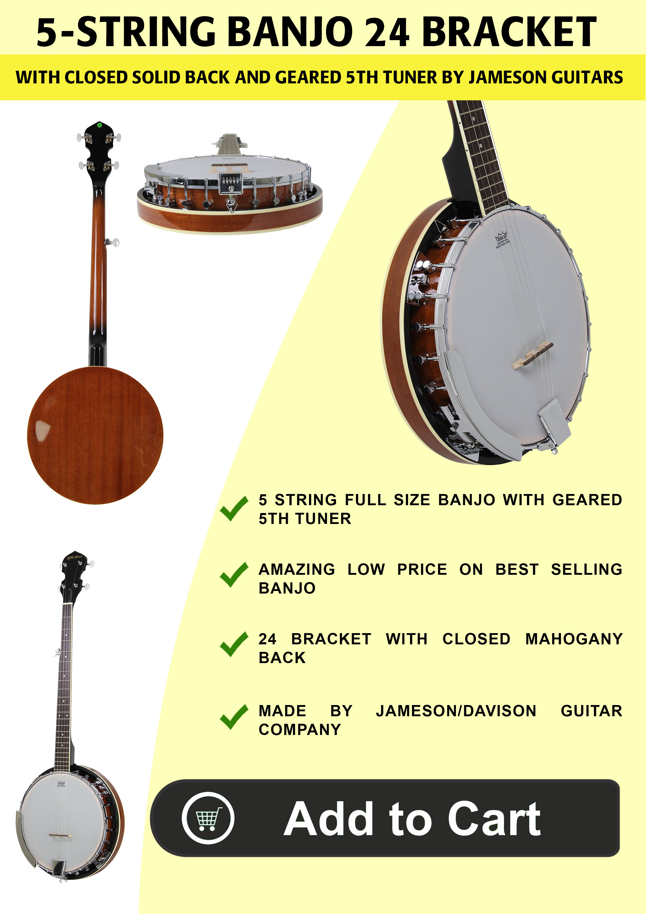 Best Banjo 2017 Reviews - Buying Guide For Beginners