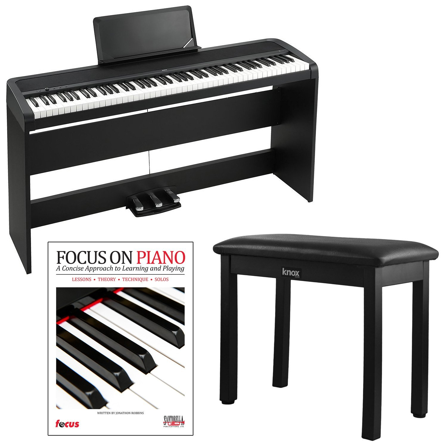 electronic pianos review